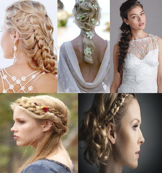 Blonde Braided Hairstyles