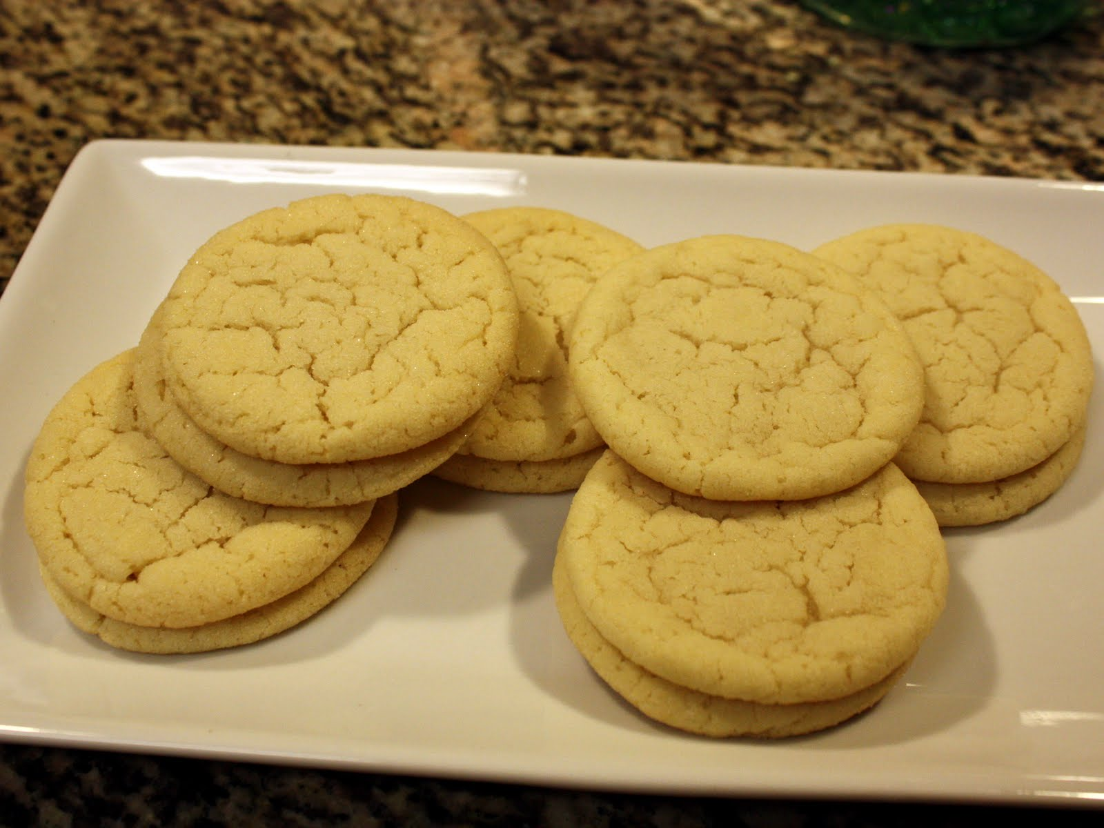 Chewy Sugar Cookies Recipes — Dishmaps