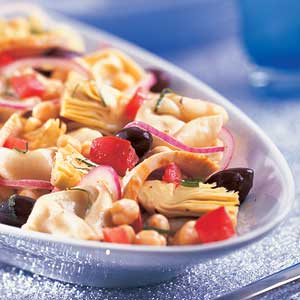 Chicken Antipasto Salad