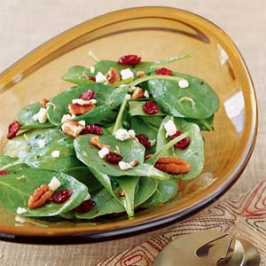 How to Make Costa Del Sol Spinach Salad