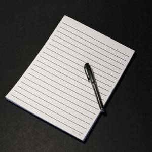 Writing a Farewell Letter to Father