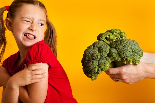 Get Kids Eat Broccoli