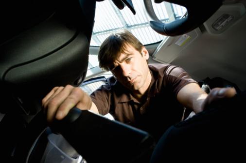 Get Rid Of Car Smells