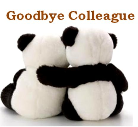 Goodbye Colleague