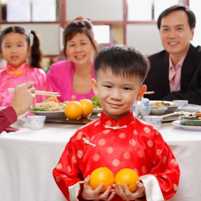 adopting a relative child in China