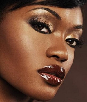 Concealer Makeup for Dark Skin
