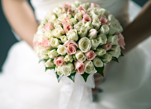 How To Arrange Pageant Style Bridal Bouquets
