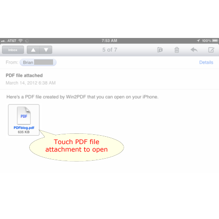 How To Attach Documents to Email On An Ipad