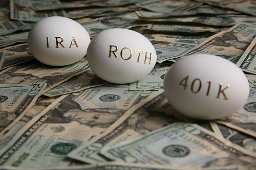 Make the IRA contributions accurate