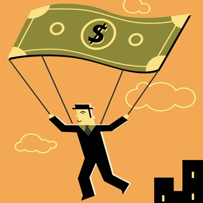 bailing with a company bonus