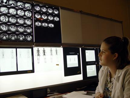 Nuclear Medicine Tech