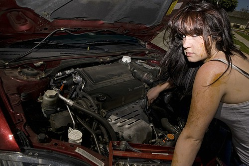 Changing the Head Gasket of a Car