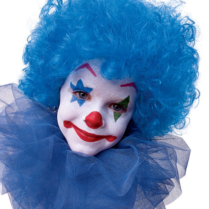 Clown Makeup for Kids