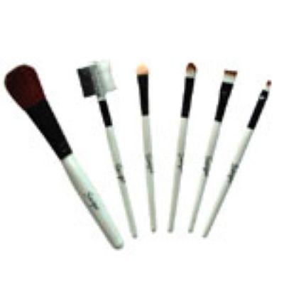 Clean Natural Hair Make-Up Brushes