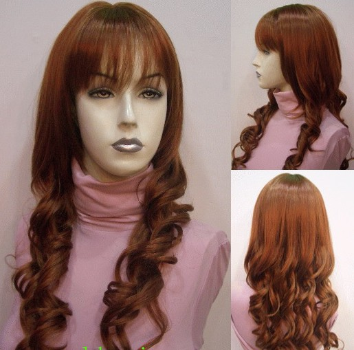 Synthetic wig cleaning