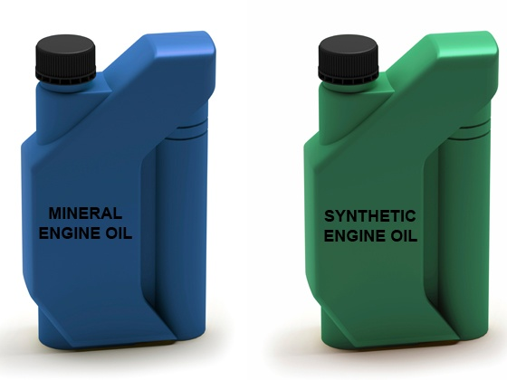Synthetic Versus Regular Oil