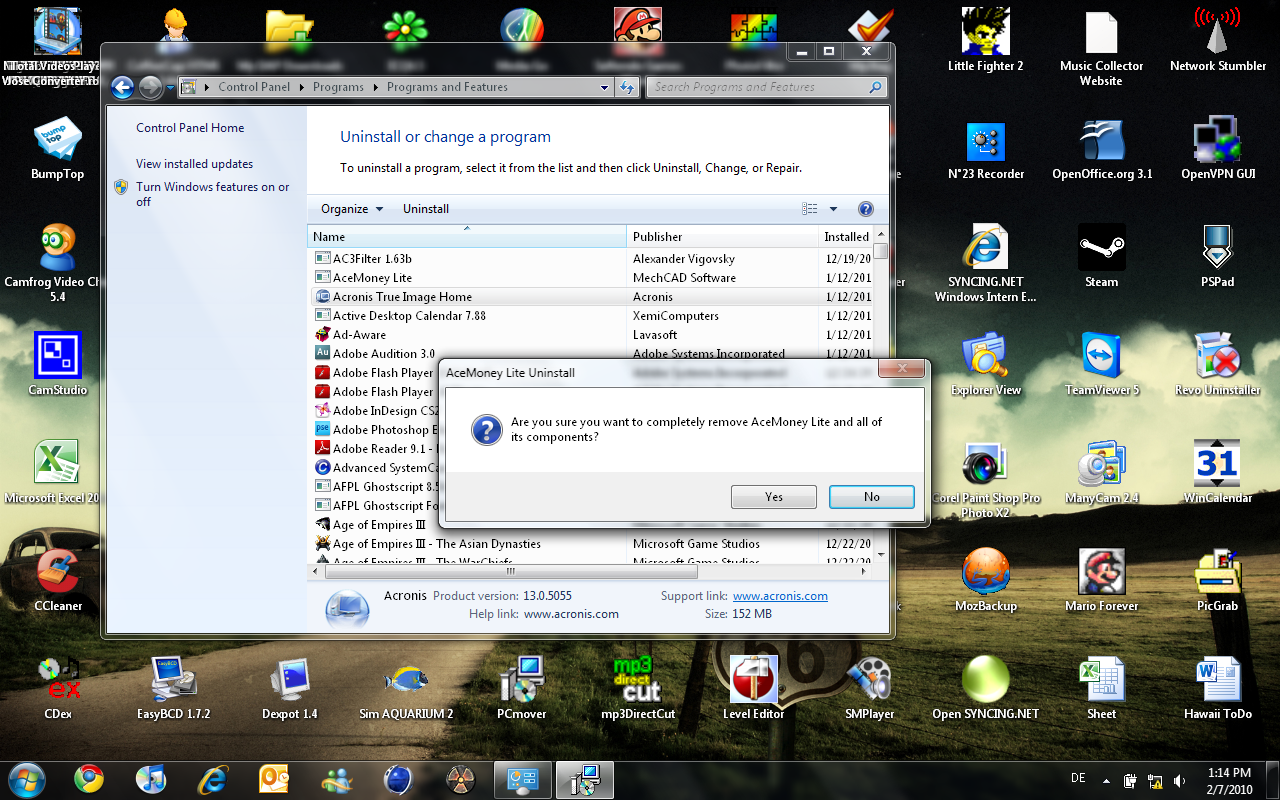 How To Completely Remove Programs From a Laptop Forever