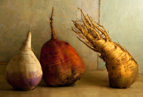 Turnip and Beetroot