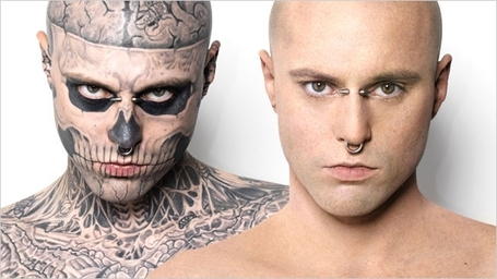 How To Cover a Tattoo Using Theatrical Makeup