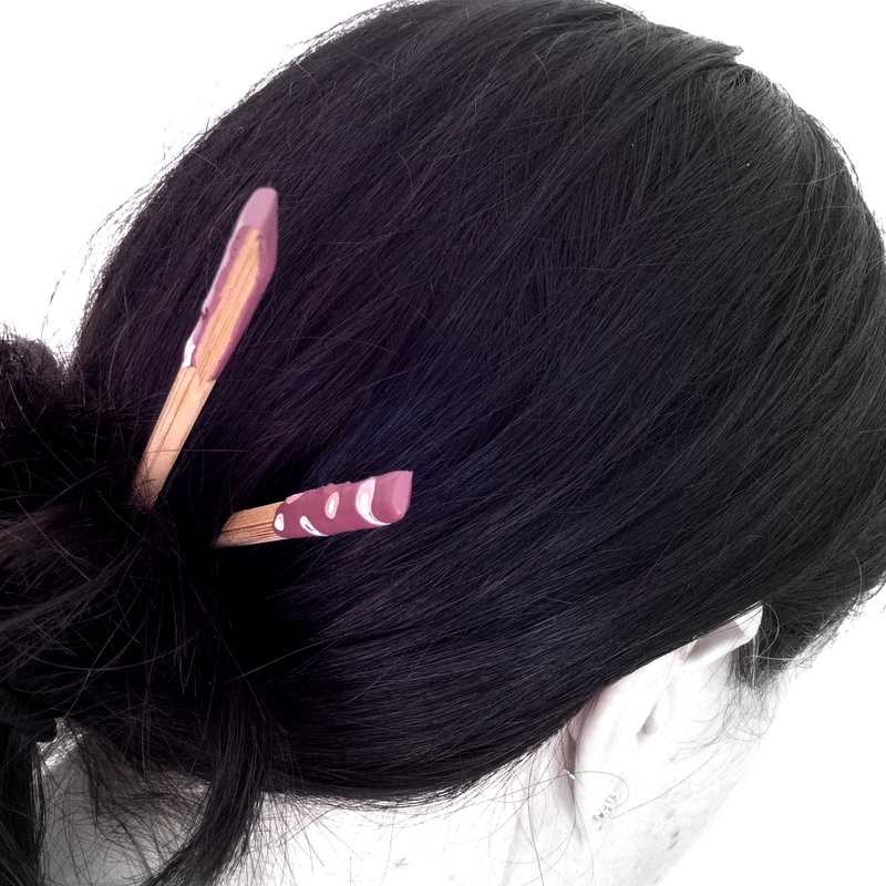 Chopsticks for hair
