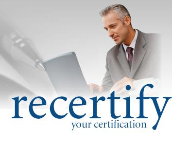 Stay Certified