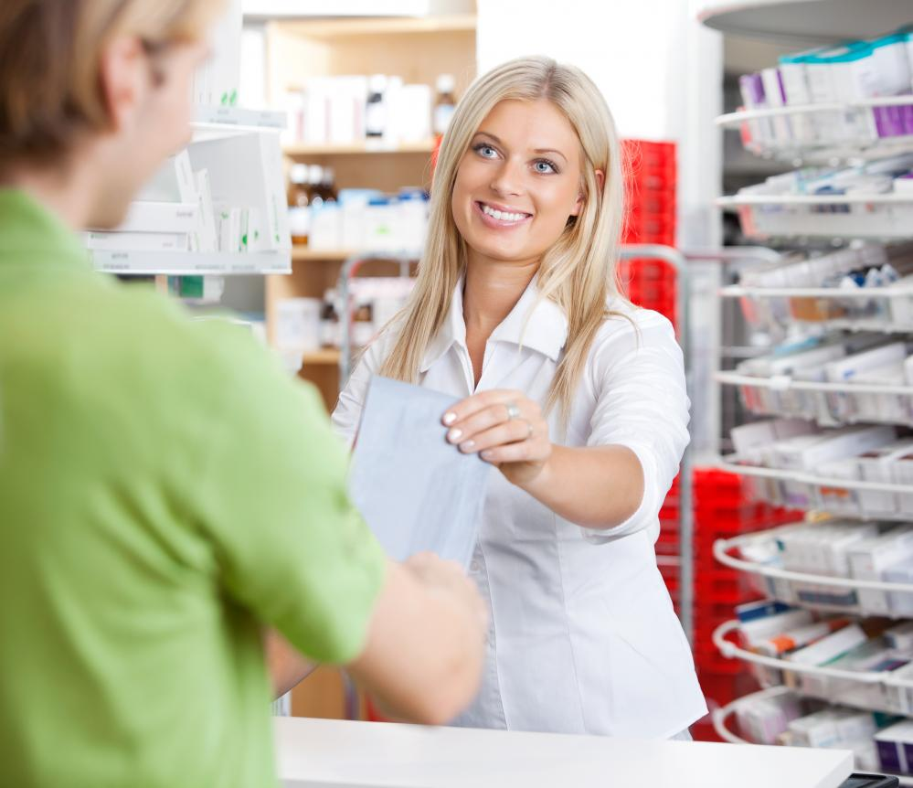 Get Pharmacy Technician Certification