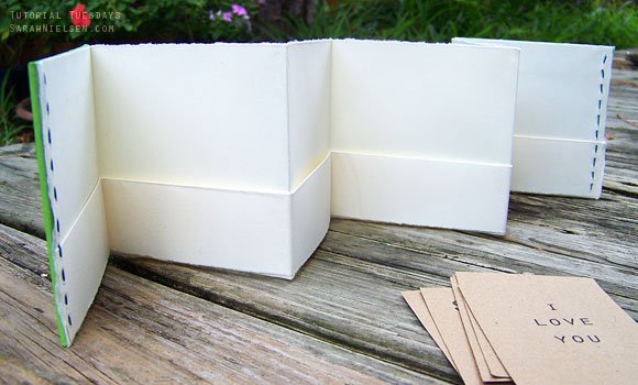 An Accordion Book