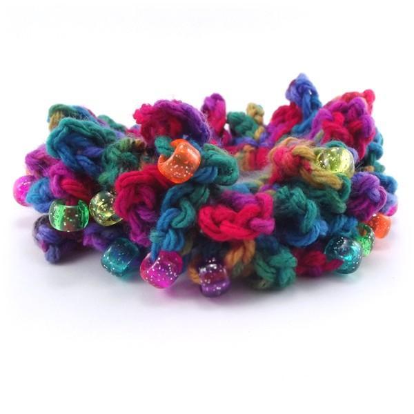 How can I make scrunchies?