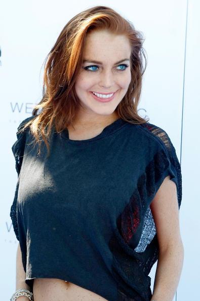 Blue eyed actress