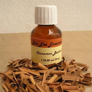Cinnamon Scented Oil