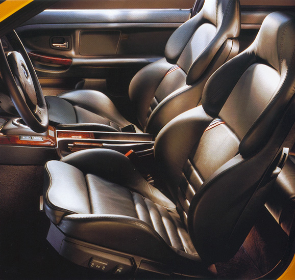 Leather Seats for a Car