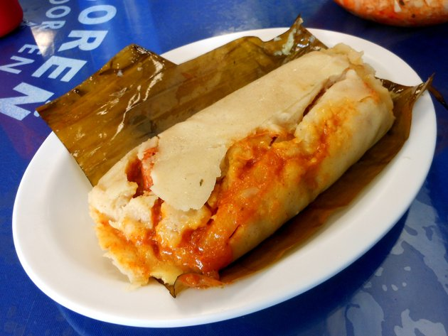 El Salvadoran Tamales