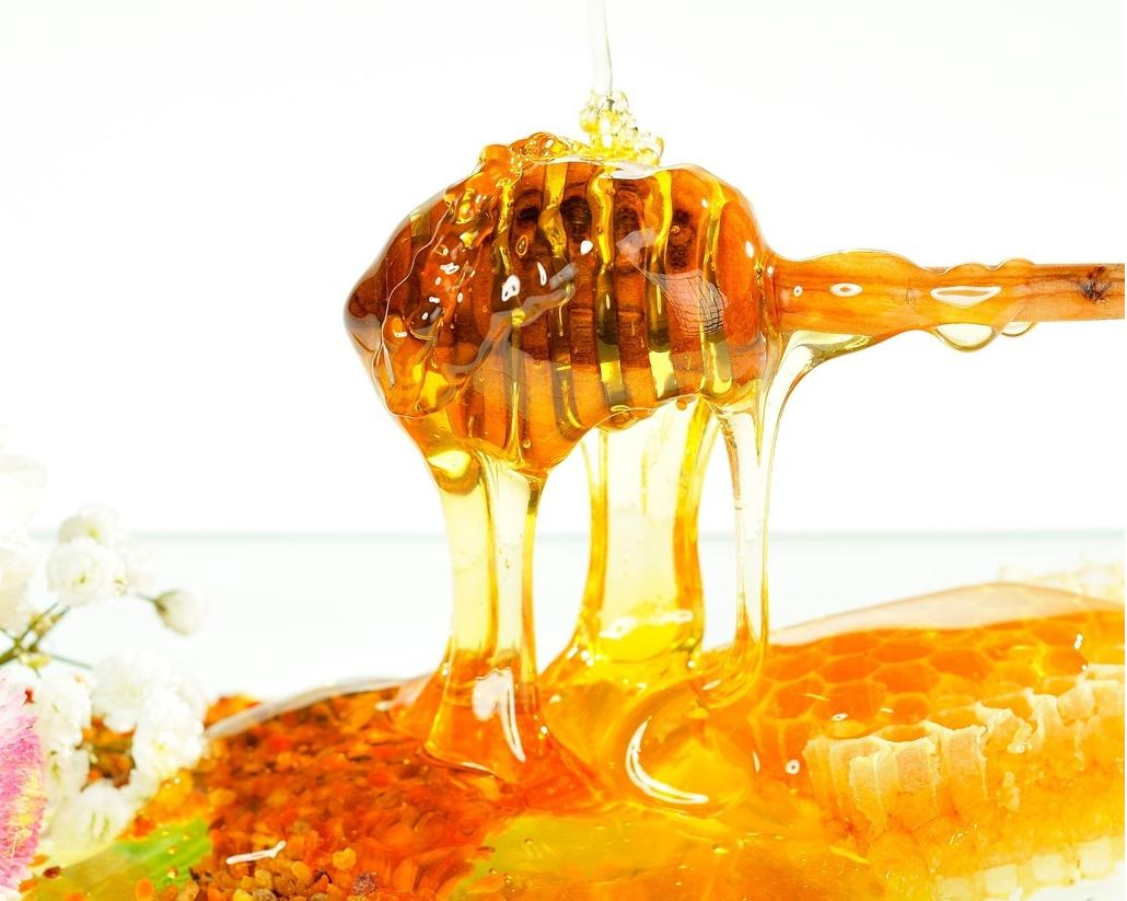 Honey Sugar Facial Scrub