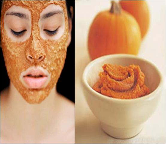 Pumpkin Facial Mask