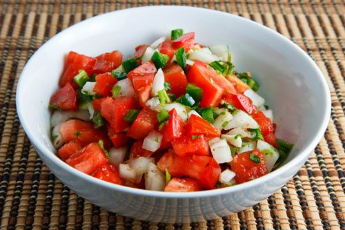 ... herbs pico de gallo literally translated as rooster s beak serves as