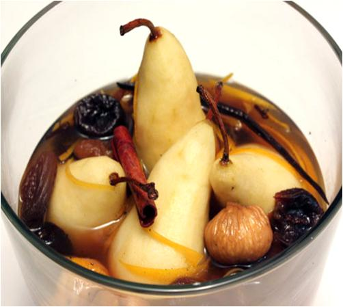 How To Poach Fruit