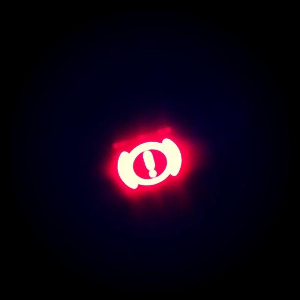 Oil Light Signal