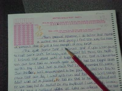 Being a school principal essay