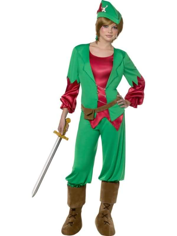 Female Peter Pan