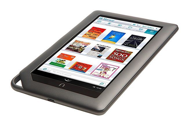 How to Adjust the Text on a Nook
