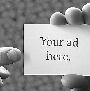 Advertise for a Blogger