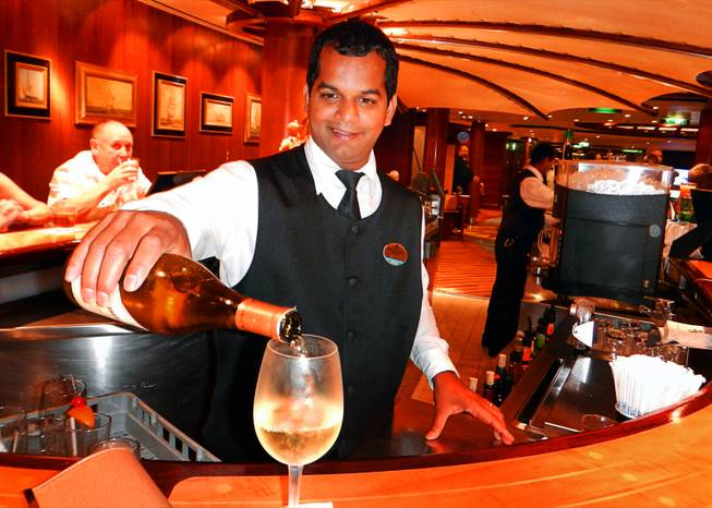 How To Be A Bartender On A Cruise Ship