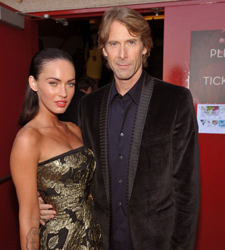 Megan Fox and her agent