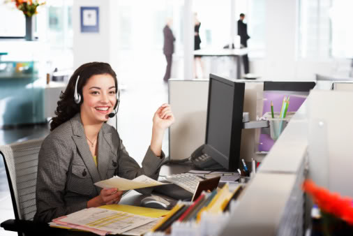 Become a Virtual Receptionist