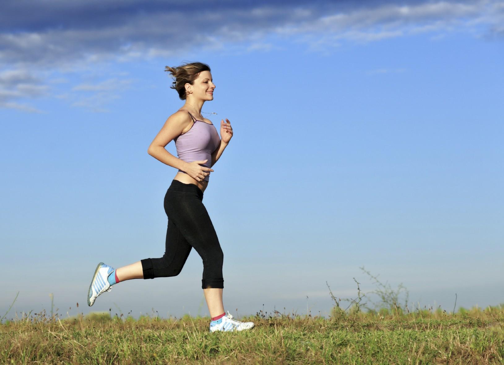 Run more, build stamina