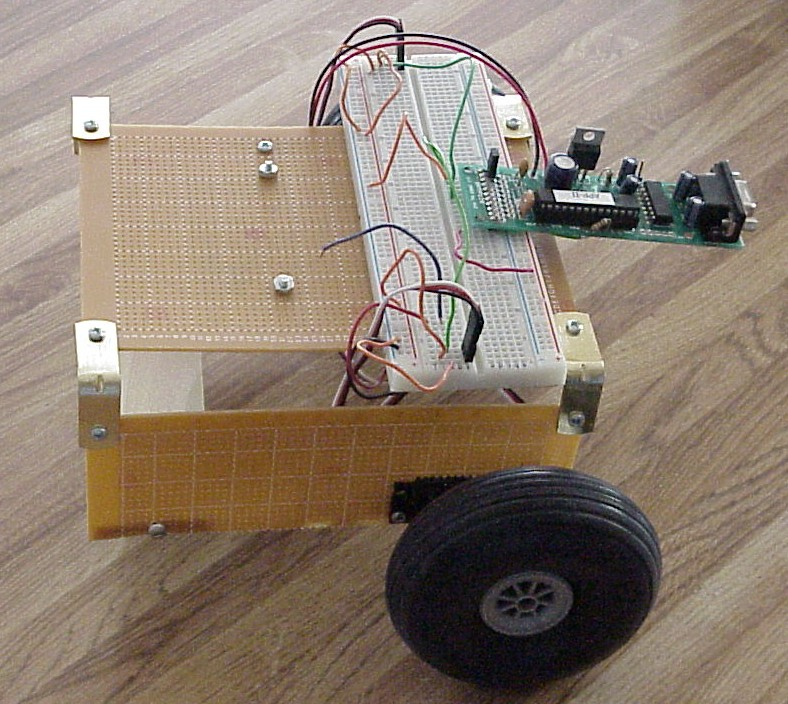 Simple Working Robot