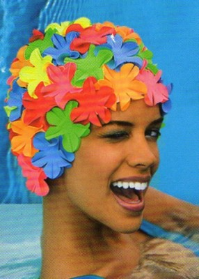 How to Buy Chintzy Bathing Caps