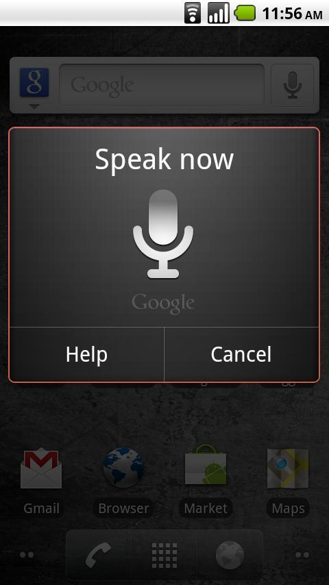 Android voice