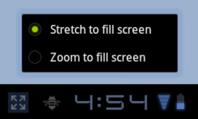 how to change zoom on ad600