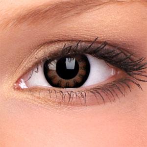 Choosing Light Brown Contact Lenses